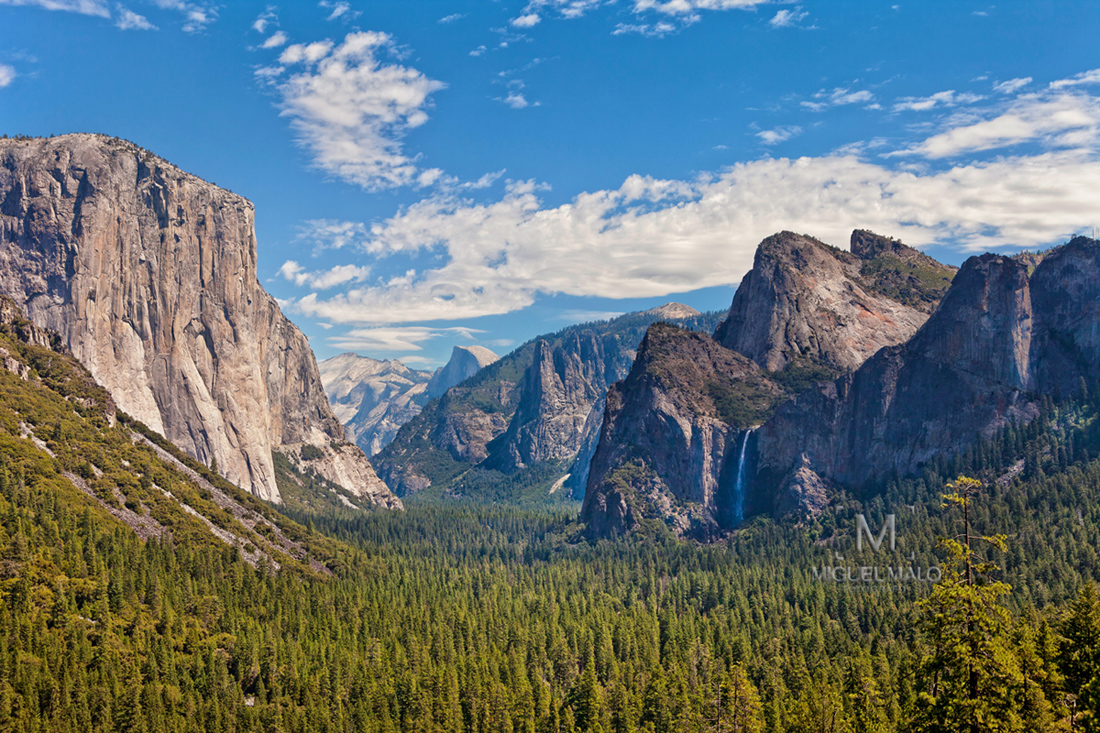 Yosemite Tunnel View,Miguel Malo